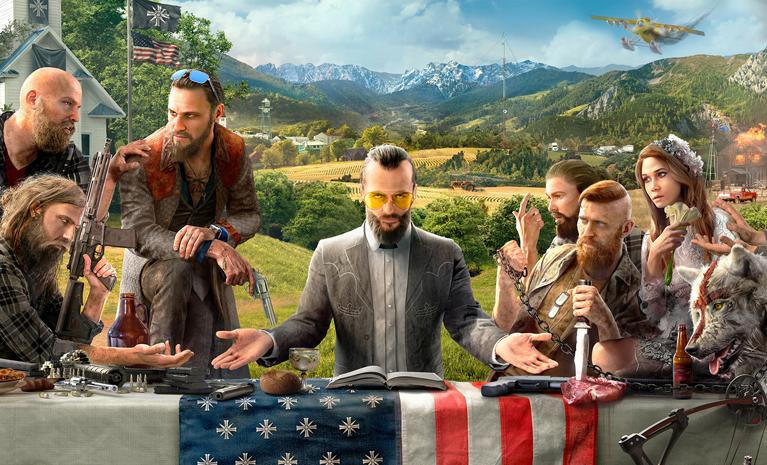 Far Cry 5 –recenze