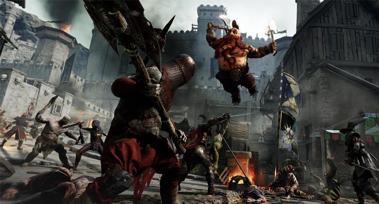 Vyzkoušejte zdarma Warhammer: Vermintide2
