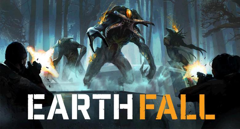 Vychází kooperativní střílečka Earthfall + launchtrailer