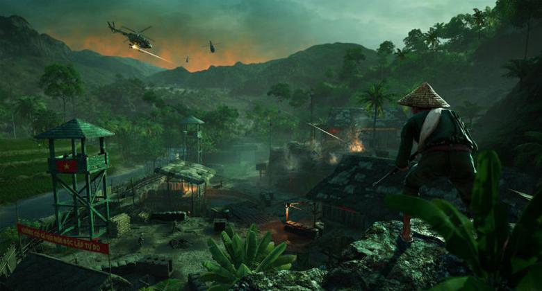 Teaser trailer na první DLC k Far Cry5