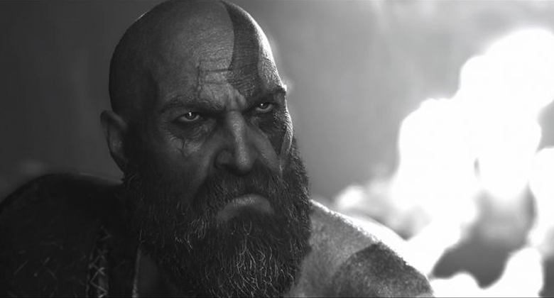 God of War dostal photo mode