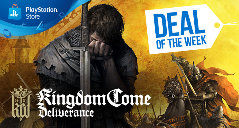 Slevy na PlayStation Store + KC:D v Deal of the week