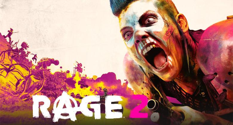 Akční Rage 2 sepředstavuje