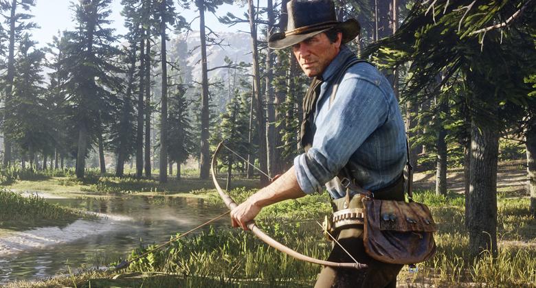 Nové screenshoty z Red Dead Redemption2