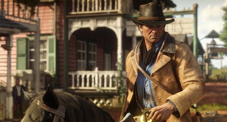 Další informace a obrázky z Red Dead Redemption2