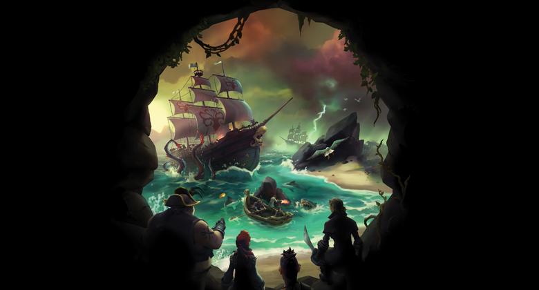 Nový update pro Sea of Thieves vyjde na koncikvětna