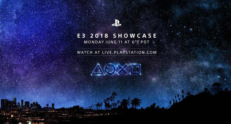 Sony potvrdila termín své konference naE3