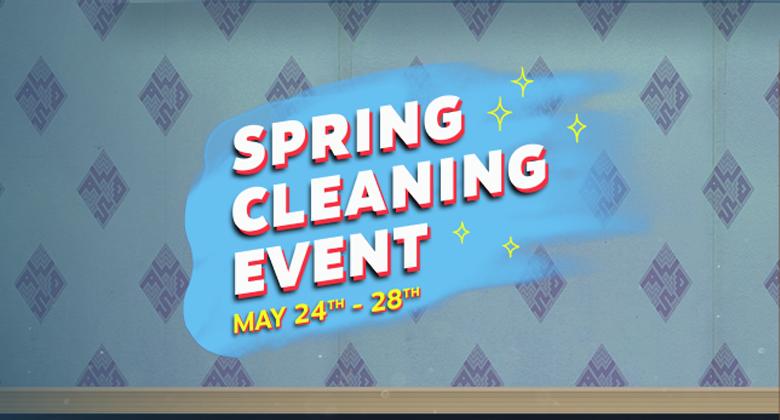 Speciální event a jarní slevy naSteamu