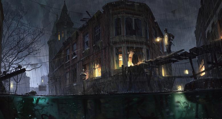 The Sinking City předvádí gameplay v novémtraileru