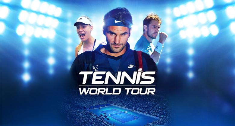 Tennis World Tour –recenze