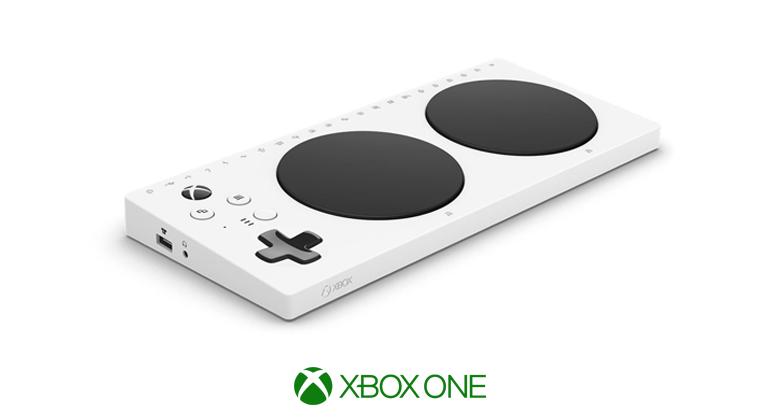 Microsoft odhalil nový ovladač pro XboxOne