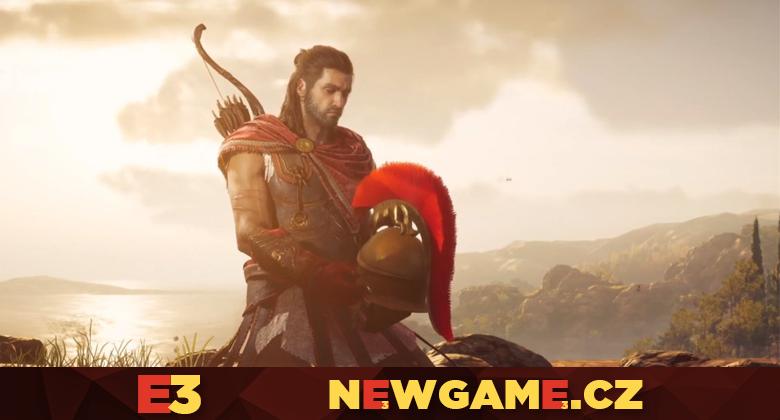 Tohle je Sparta! Assassin's Creed Odyssey sepředstavuje