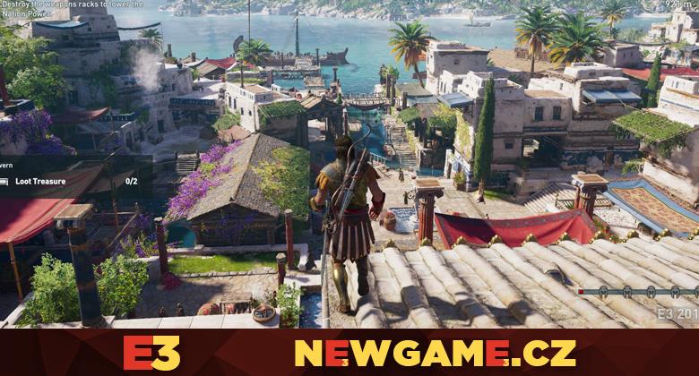 AC: Odyssey nabídne námořní bitvy a volby vdialozích