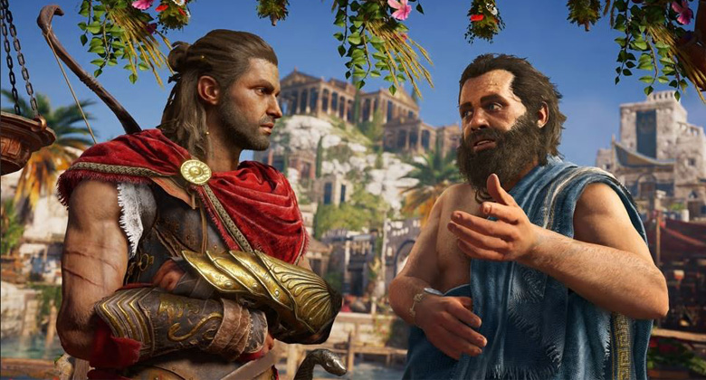 Assassins's Creed Odyssey nebude obsahovat multiplayer