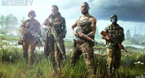 battlefield 5 crew