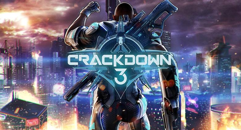 Crackdown 3 znovuodložen