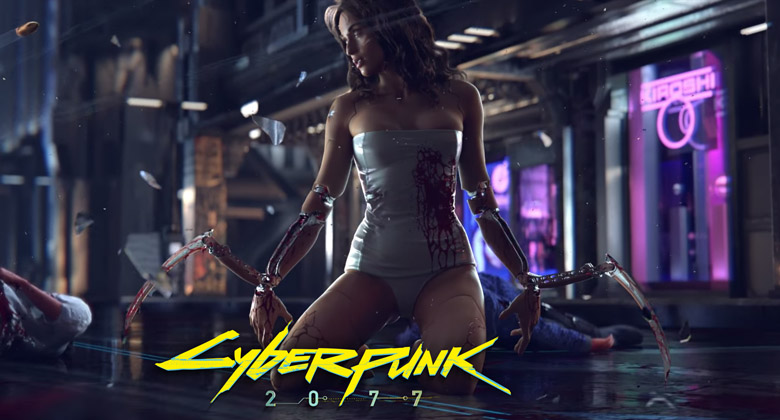 Cyberpunk 2077 by měl vyjít na současnékonzole