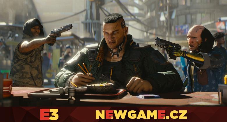 Cyberpunk 2077 dostal nový trailer a vypadáskvěle!