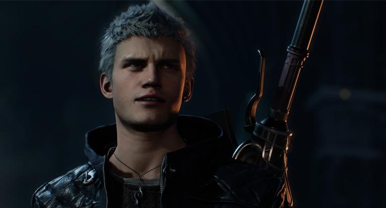 Devil May Cry 5 na Gamescomu představí hratelnédemo