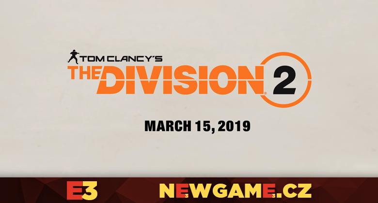 The Division 2 má datum vydání + gameplayzáběry