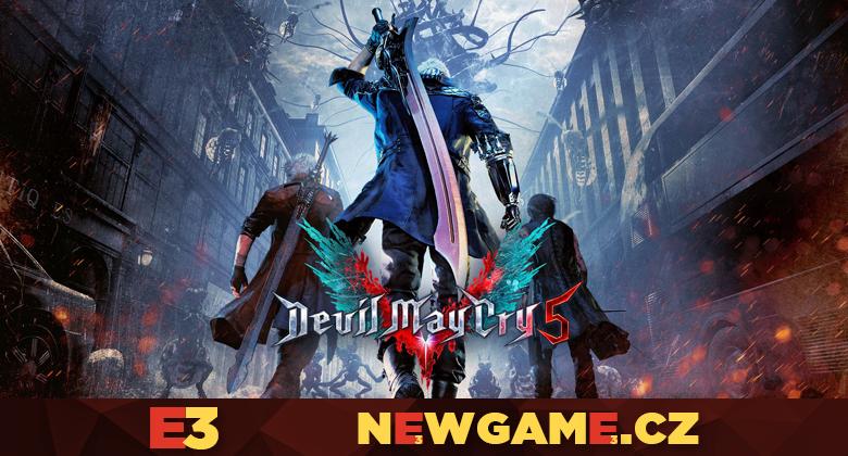 Nový díl Devil May Cry vyjde po desetiletech