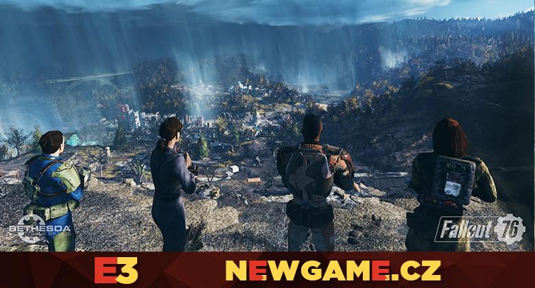 Fallout 76 včetně VATS systému i podporymodů