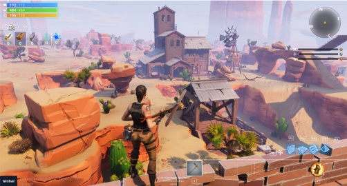 fortnite canny valley