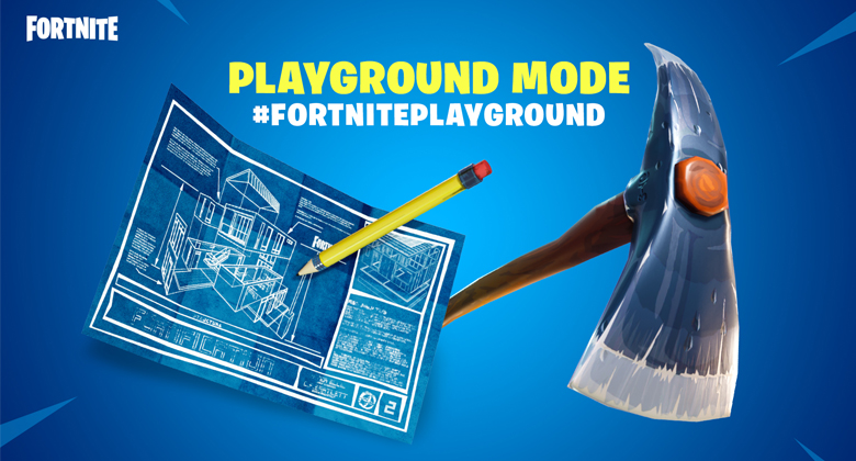 Jak to bude s módem Playground ve Fortnitedál?