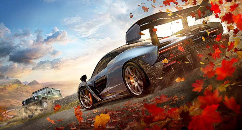 Počasí bude ve Forza Horizon 4 hrát důležitouroli