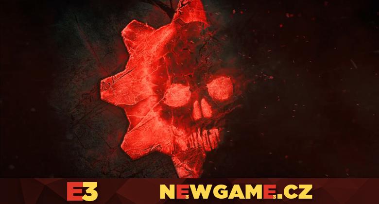 Microsoft oznámil tři hry z univerza Gears ofWar
