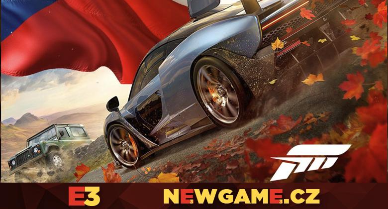 Forza Horizon 4 s českýmititulky
