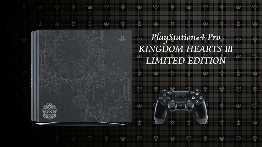 kh3 limited edition