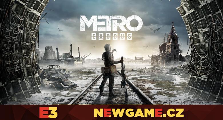 Metro Exodus vypadá v gameplayi skvěle a přibližujehratelnost