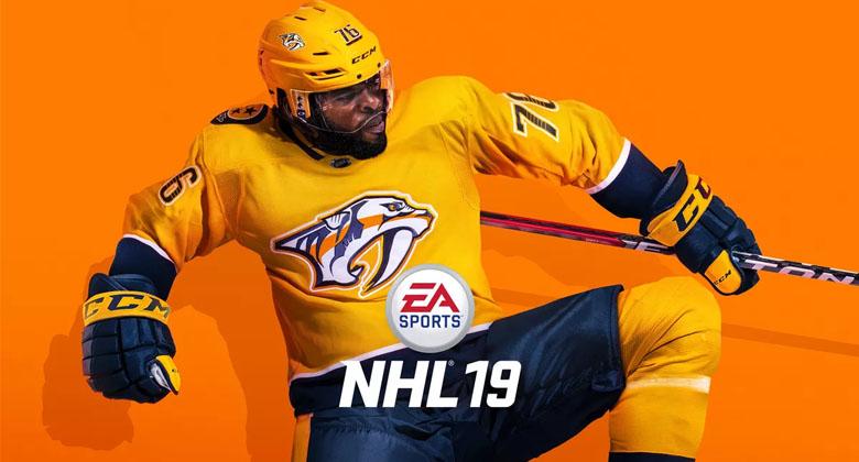 NHL 19 přinese předělané bruslení +trailer