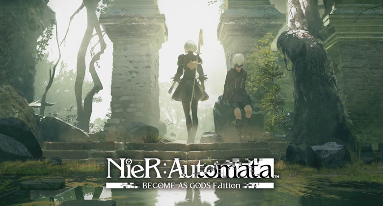 Launch trailer na NieR: Automata Become As Gods Edition