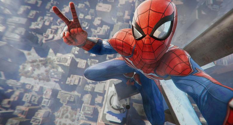 Marvel's Spider-Man dostal už nyní launchtrailer