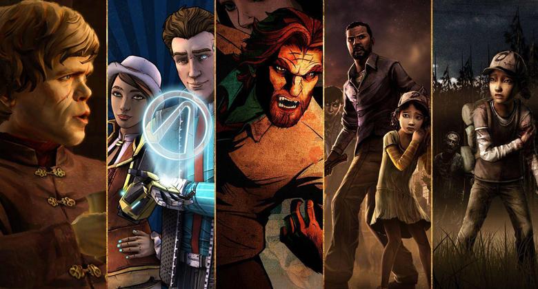Telltale Games končí, další hrynepřidají