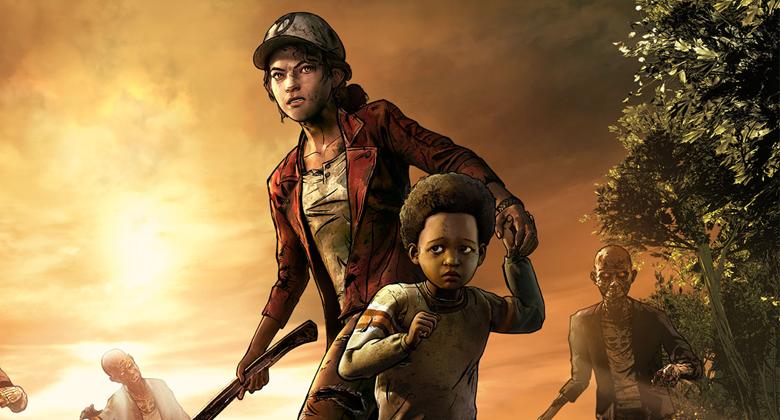 Dlouhý gameplay z poslední série The WalkingDead