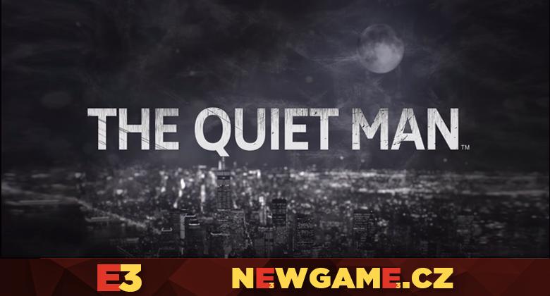 The Quiet Man je nově oznámenou hrou od SquareEnix