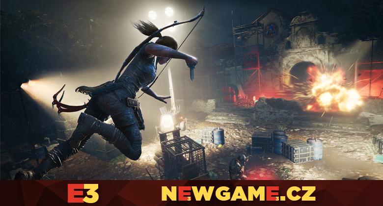 Shadow of the Tomb Raider v novém příběhovémtraileru