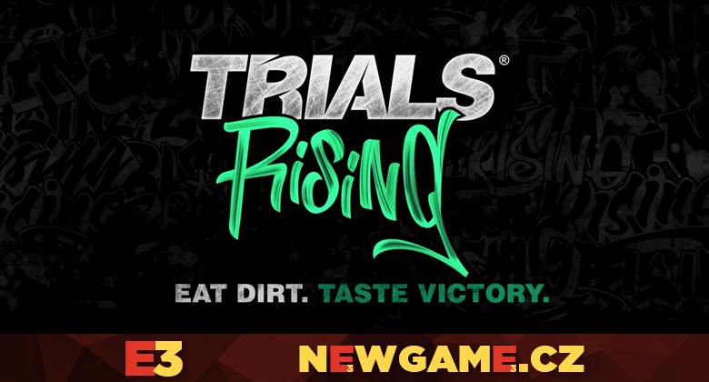 Nový díl Trials má názevRising