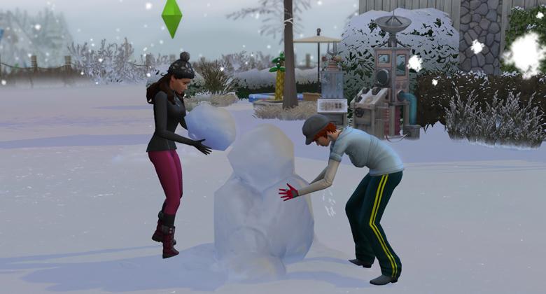 The Sims 4 Roční období – recenzeDLC