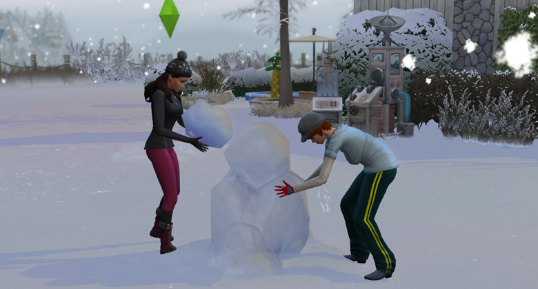 ts4 seasons