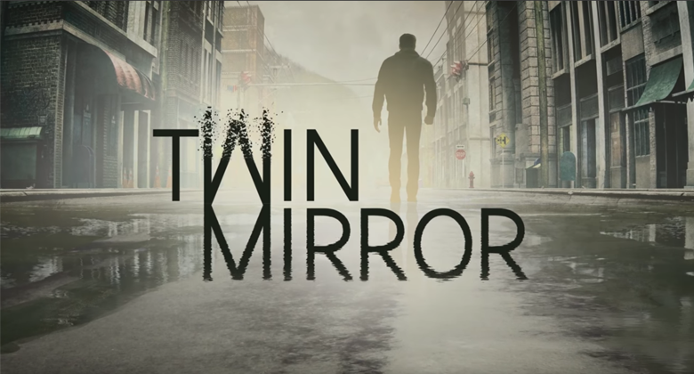 Twin Mirror se nám představí v prvních záběrech už velmibrzy