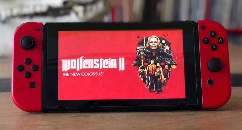 Wolfenstein II vychází na Switch – launchtrailer