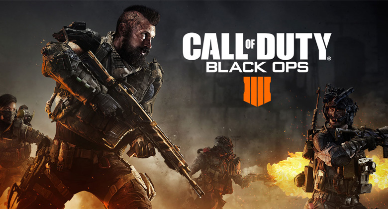 Trailer na battle royale z COD: Black Ops 4