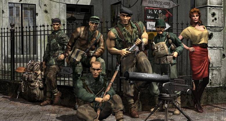 Série Commandos se vrátí s remastery a zcela novýmdílem
