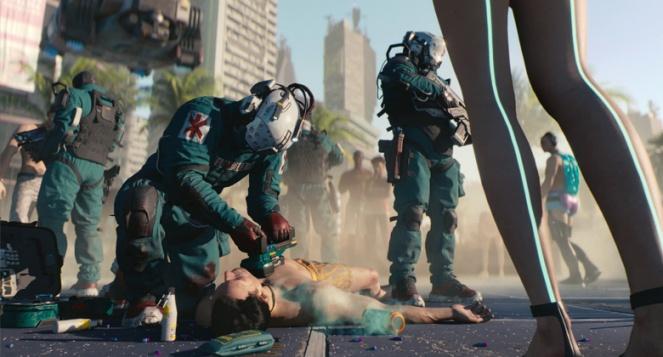 cyberpunk 2077 medik