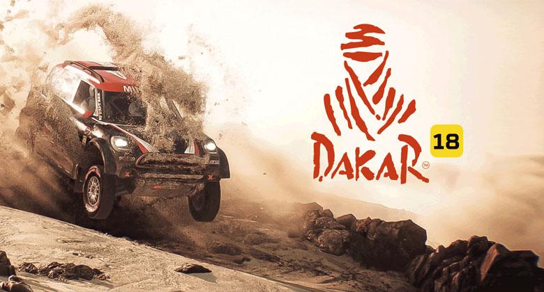 Dakar 18 na gameplay záběrech představuje dalšíinformace