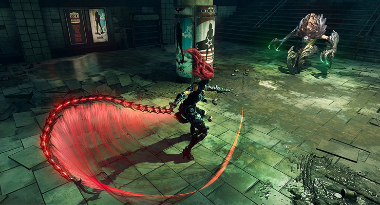 Dvanáctiminutový gameplay z DarksidersIII